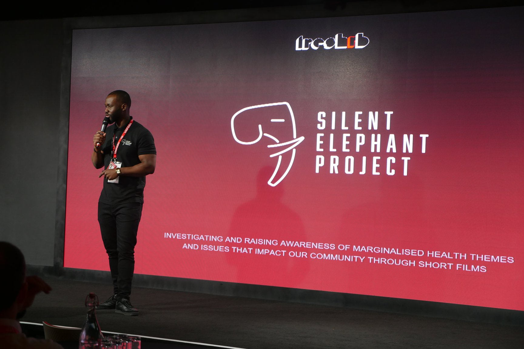 Silent Elephant Project (SEP) short film - In Their Eyes